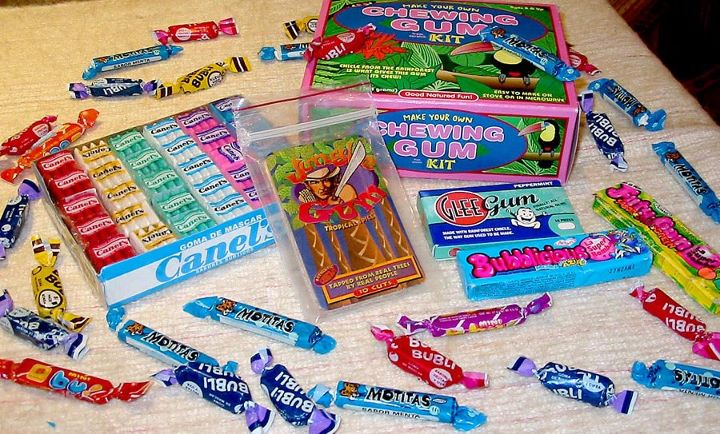Chewing gum —Chemical name | An Informative Page