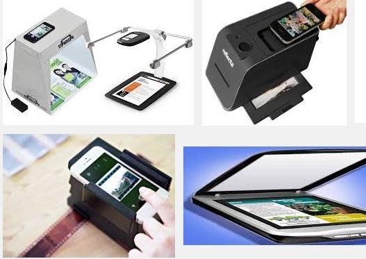 Smartphone Signature Scanner