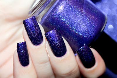 "Swatch of the nail polish ""Timid Tael"" from Eat Sleep Polish"