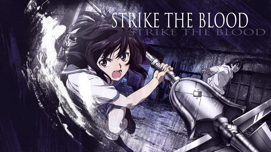 Strike the Blood [BD] Sub Indo : Episode 1-24 END