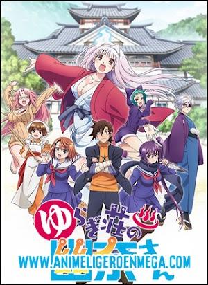 Yuragi-sou no Yuuna-san: Todos los Capítulos (10/12) [Mega - MediaFire - Google Drive] BD - HDL
