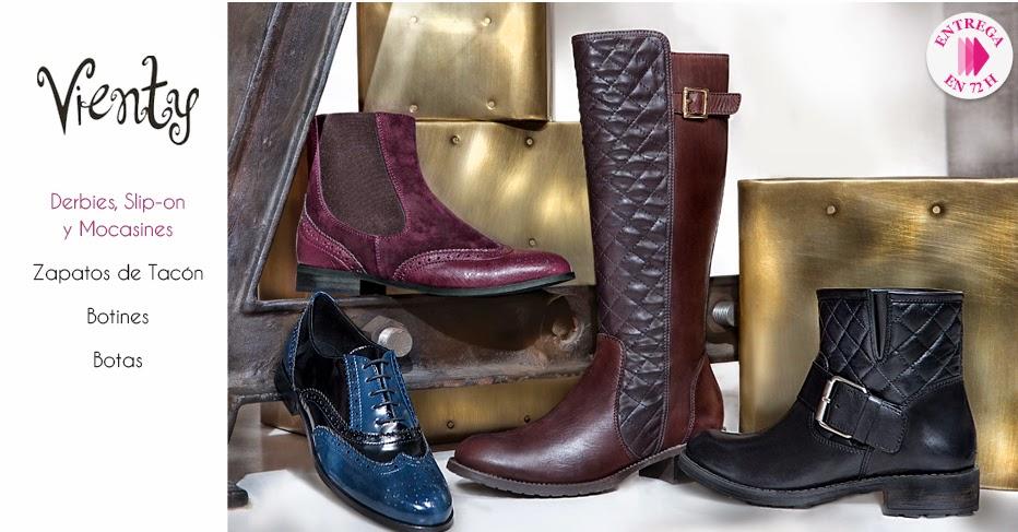 Zapatos mujer marca Vienty
