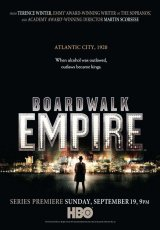 "Carátula del DVD: ""Boardwalk Empire"""