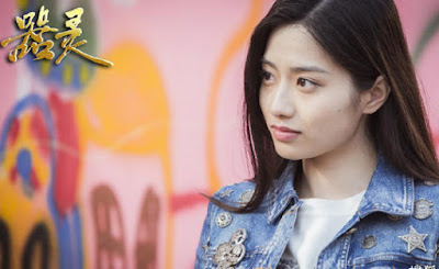 Diễn viên Tôn Tuyết Ninh phim Khí Linh