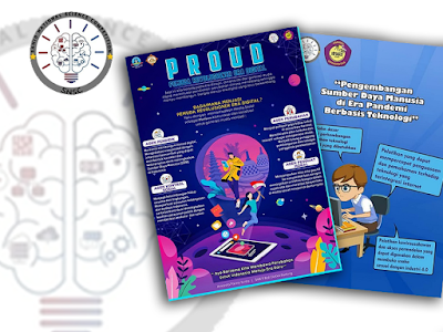 Dua Siswa SMK TI Bali Global Badung Raih Juara Tingkat Nasional di Ajang Sahid National Science Competition (SNSC) 2020 Lomba Poster Kategori Siswa