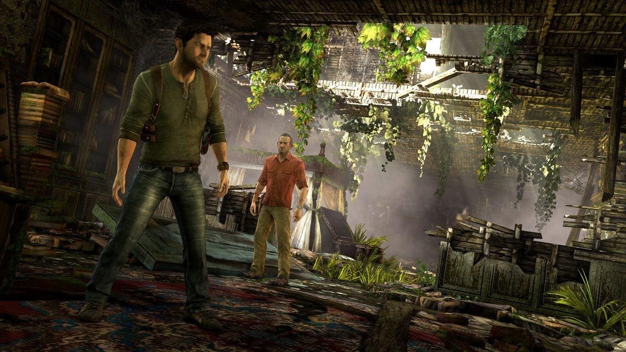 uncharted 3 تحميل لعبة