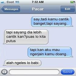 DP Lucu Banget