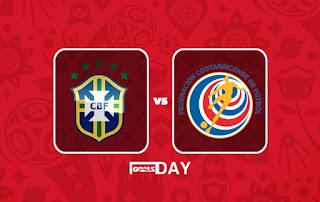 Brazil vs Costa Rica – Highlights & All Goals