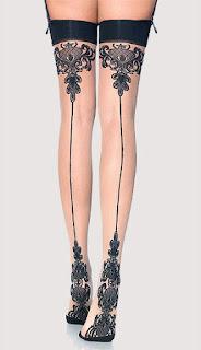 http://www.stockingstore.com/Sheer-Seamed-Stockings-w-Scroll-Thigh-Heel-p/la1109.htm