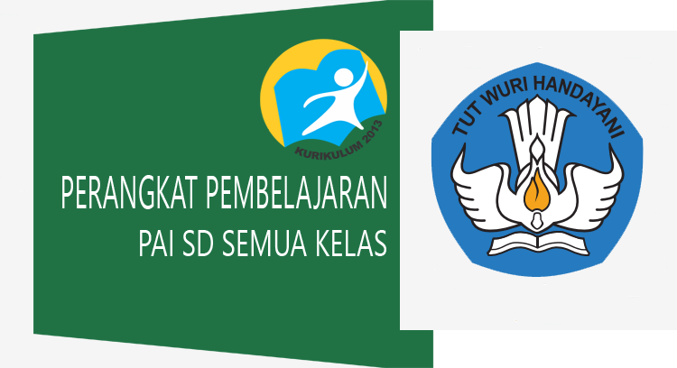 Perangkat Pembelajaran Kurikulum 2013 PAI SD/M