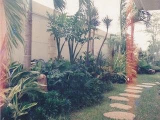 taman rumah gaya tropis surabaya jasataman co id