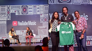 Naira Marley named Nigeria's most viewed artiste on YouTube in 2019