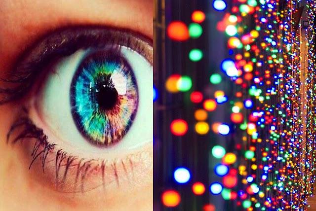 Neden gözlerimiz kapalıyken renkler görüyoruz?