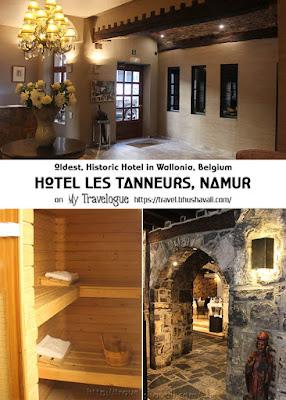 Hotel Les Tanneurs Namur Wallonia Review