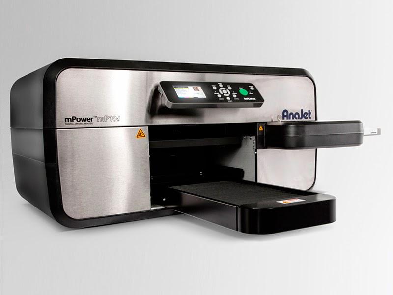 6fc3c017cb327 Impresora para textiles mPower de Anajet