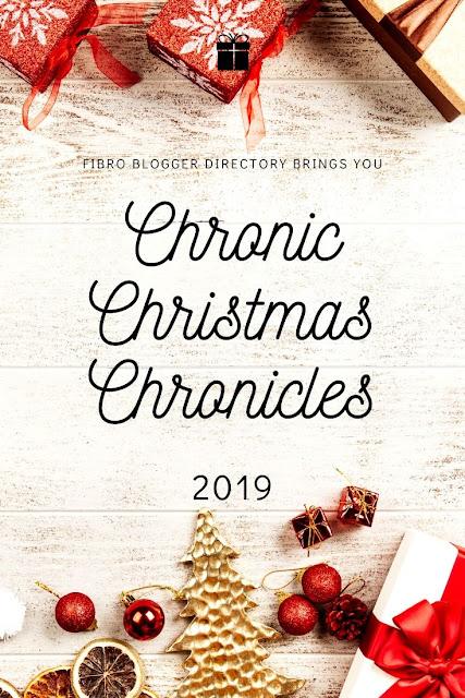 Chronic Christmas Chronicles 2019 link up