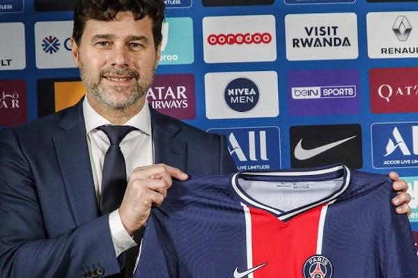 Oficiail: PSG, Pochettino firma hasta el 30 de junio de 2022
