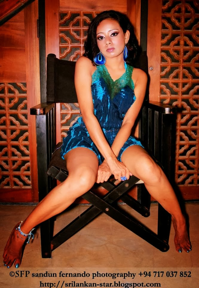 Sowmya Krishnan - Sri Lankan Actress And Models