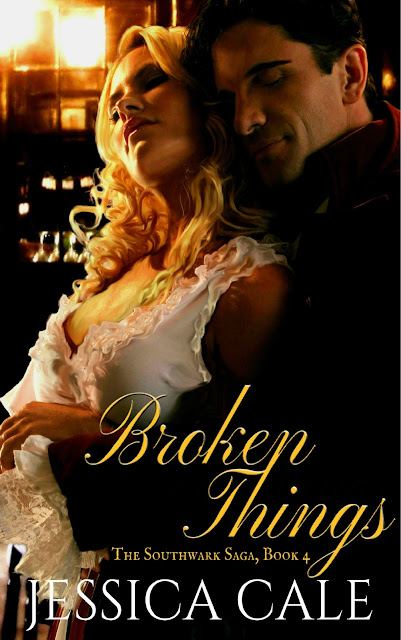 Out today! Broken Things: New Historical Romance from Jessica Cale