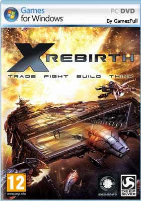 X Rebirth Complete Edition PC [Full] Español [MEGA]