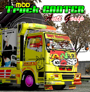 Mod Truck Canter Anti Gosip
