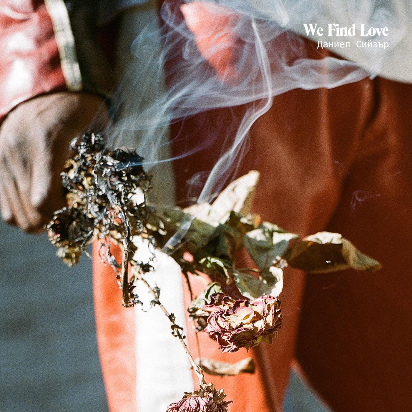 Daniel Caesar - We Find Love - Single Cover