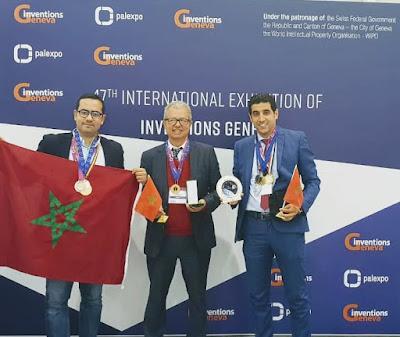 Le Maroc à travers L'EMSI décroche trois médailles lors du Salon international des inventions ASIANINVENT à Singapour