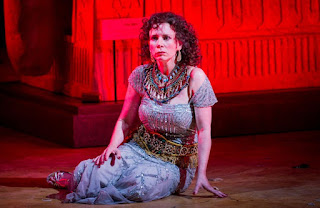 Heather Shipp - Aida - Opera Holland Park - photo Robert Workman