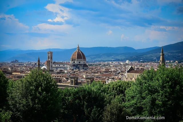 Firenze centro blog Dom z Kamienia