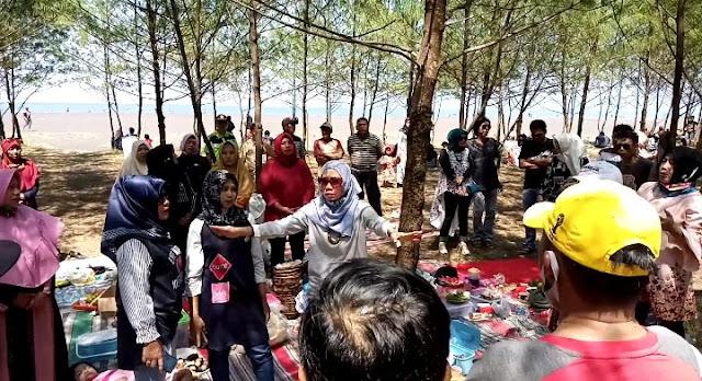 Unik, Indonesia Raya Berkumandang di Pesta Ulang Tahun