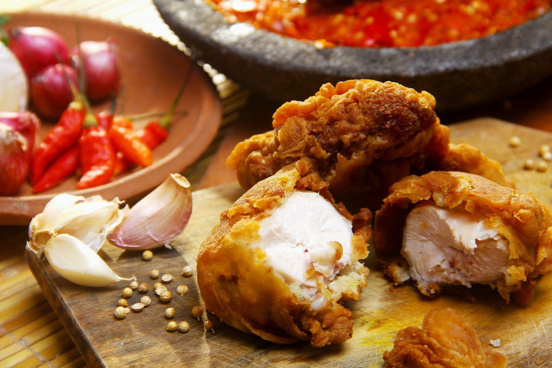 The way chicken jumbo works on its origins