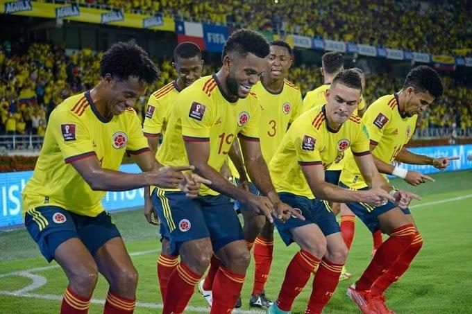 Baile en Barranquilla: Colombia goleó a Chile y mantiene vivo el sueño mundialista, de la mano de Reinaldo Rueda
