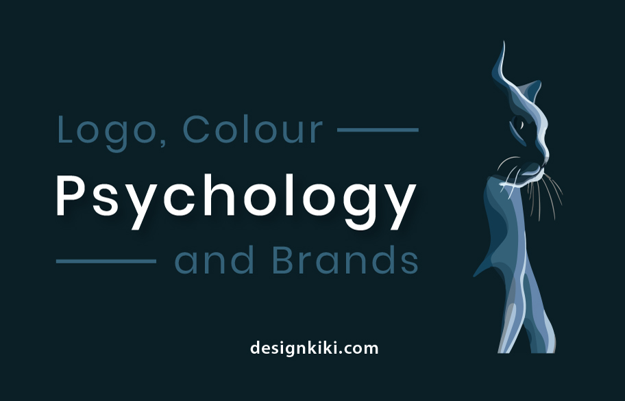 Logo, Color Psychology and Brands #infographic