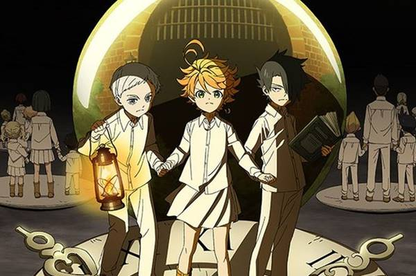 Review Anime Yakusoku no Neverland (2019), Kisah Mirip Serial Prison Break
