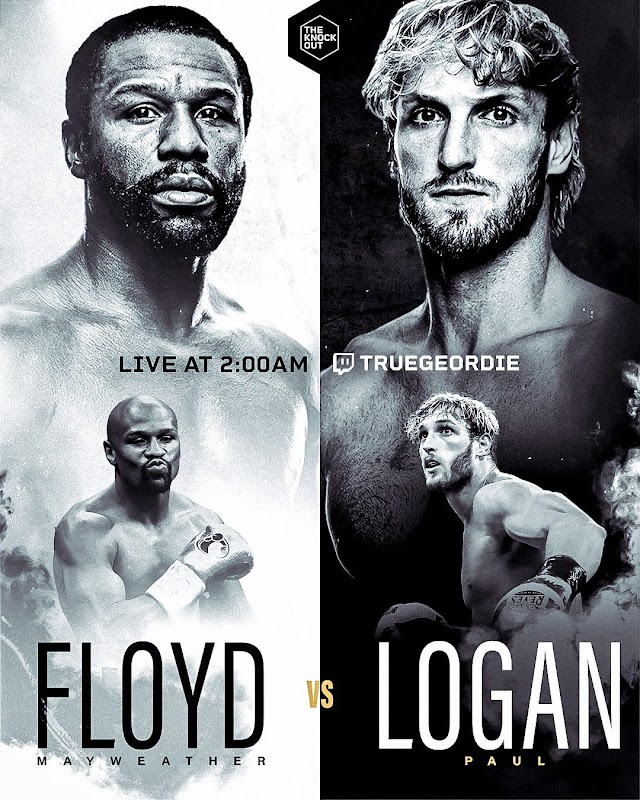 YouTuber Logan Paul takes Mayweather to the limits