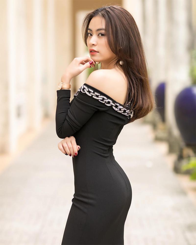 cewek mansi Model seksi Vietnam Hoàng Thùy Linh