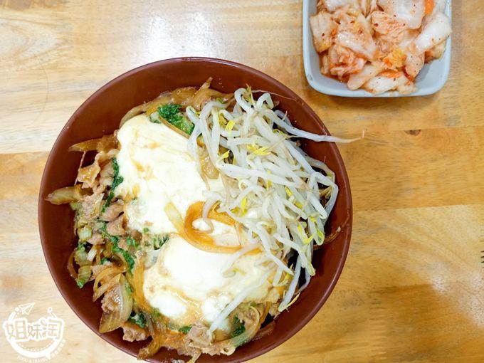 田野間,奔放追逐的樸實口味-野米日式蓋飯