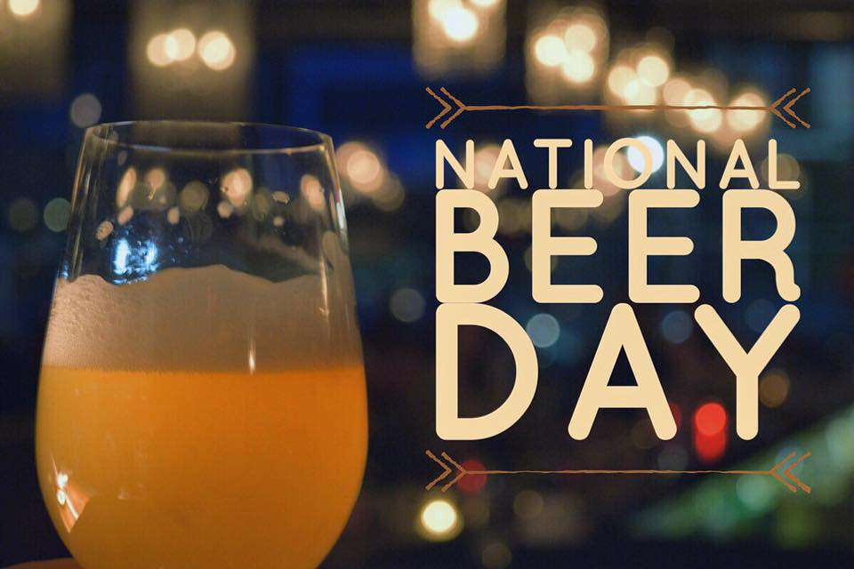 National Beer Day Wishes Images download