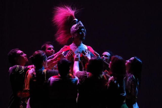 Satura Cia de Teatro faz temporadas de espetáculos no Youtube