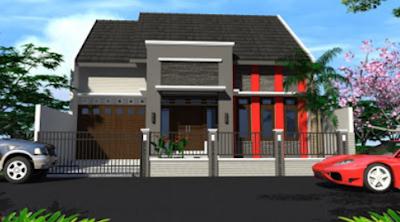 gambar rumah minimalis perkotaan