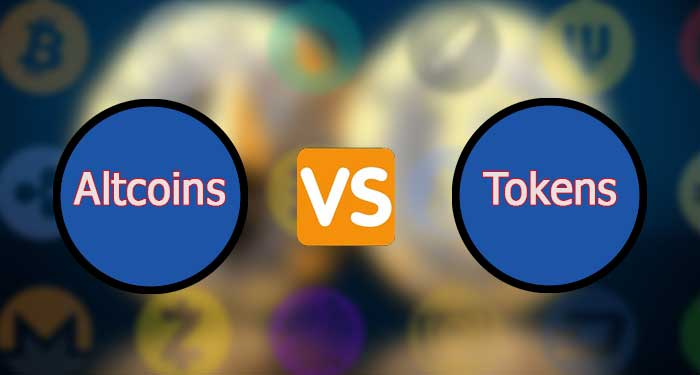 What's The Difference Between Altcoins And Tokens