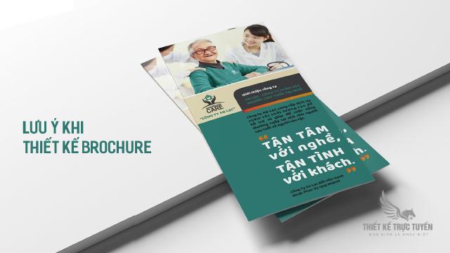 thiết kế in ấn brochure