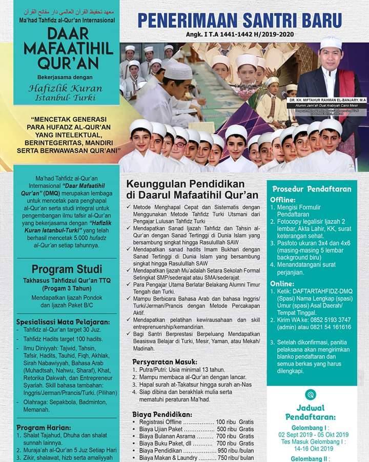 Tips Mudah Hafal Al-Qur'an Hanya 2 Tahun