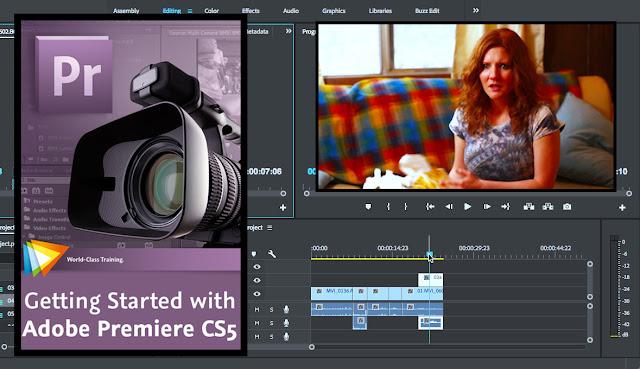 Adobe premier Pro Cs5 free download + crack