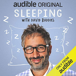 Sleeping with David Baddiel by Geoff Jein book cover