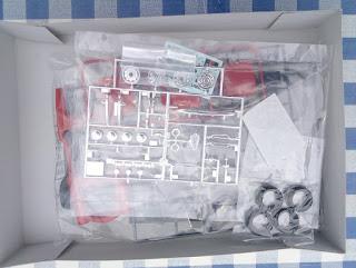 sprue italeri model kit