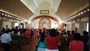 3 alasan mengapa Anda harus datang ke gereja Setiap Hari Minggu