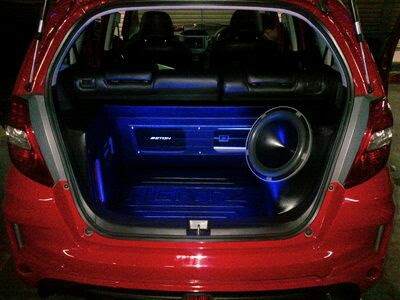 ide modifikasi audio mobil terbaru