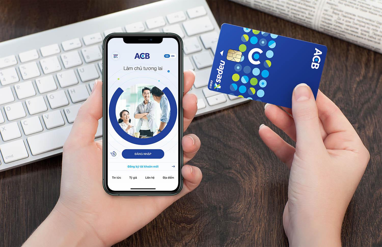 Hướng dẫn đăng ký tài khoản ngân hàng ACB Online