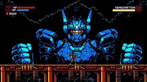 Cyber Shadow - retro ninja games
